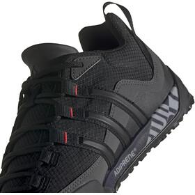 adidas TERREX Swift Solo 2 Scarpe Uomo, grey six/core black/scarlet